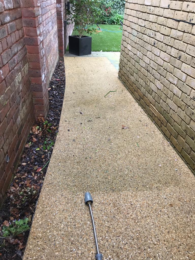 Resin Bonding Clean - Sevenoaks