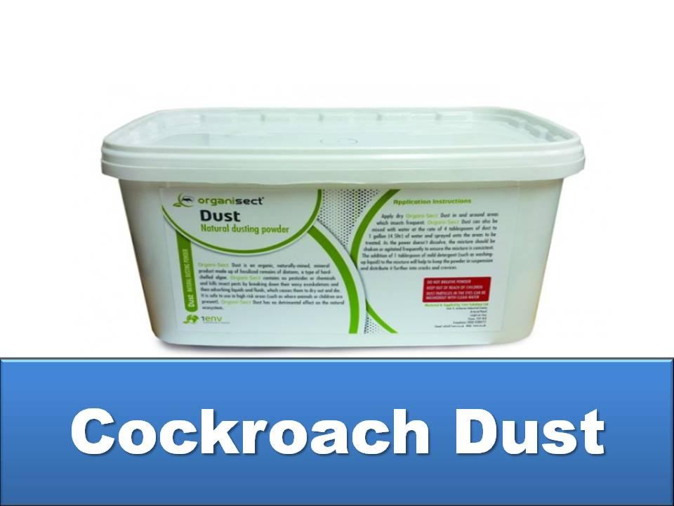 Orangisect Dust