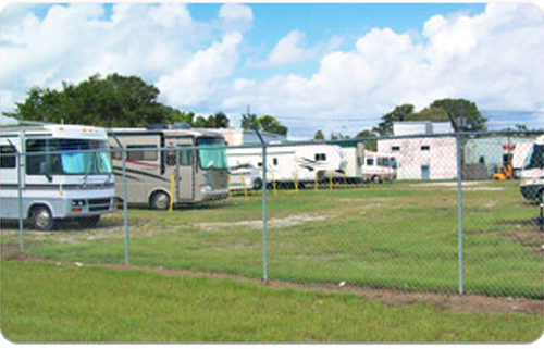 RV and Vehicle Storage Metairie, LA