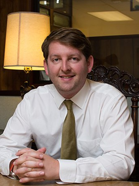 Attorney Jeffrey Hall