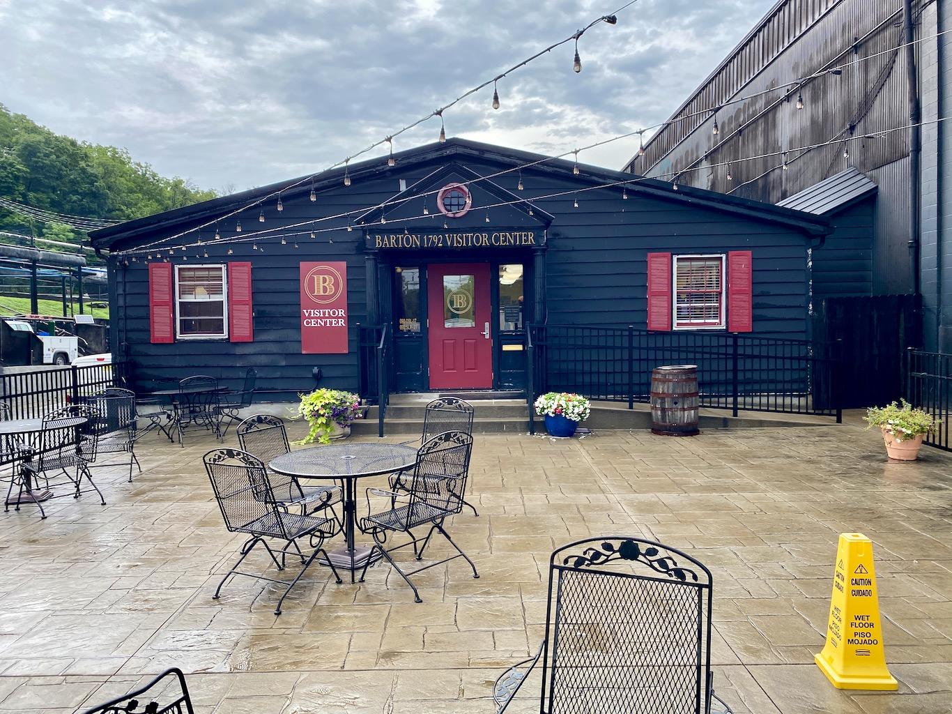 Visitor Center - Barton 1792 Distillery