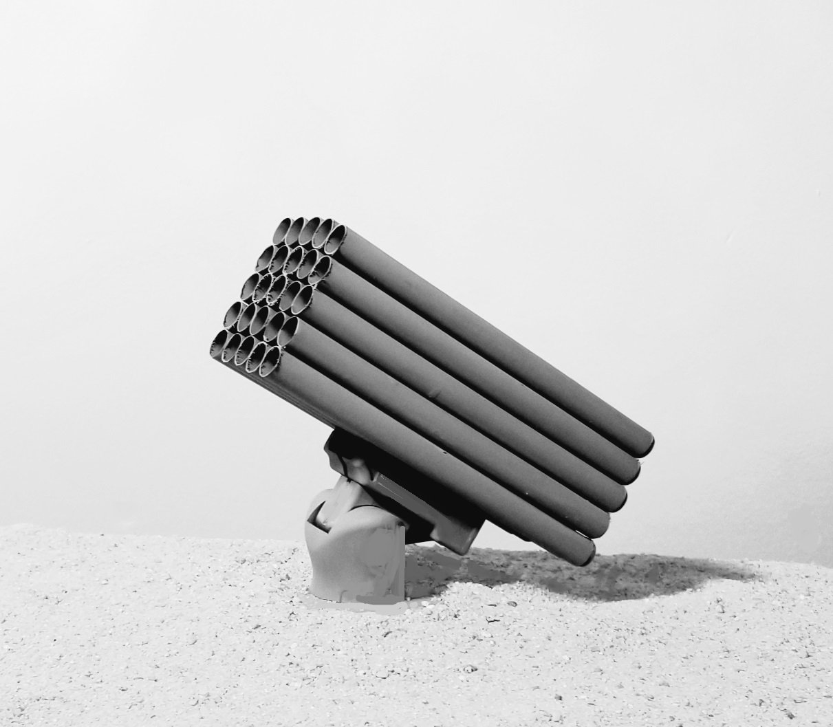 Tube-Fired Launcher