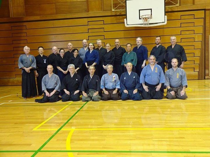 Friday Pre-Taikai training group photo.