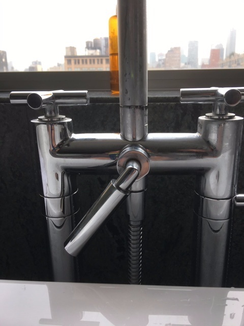 Residential Water Faucet