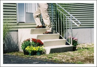 Fine fiber steps||||