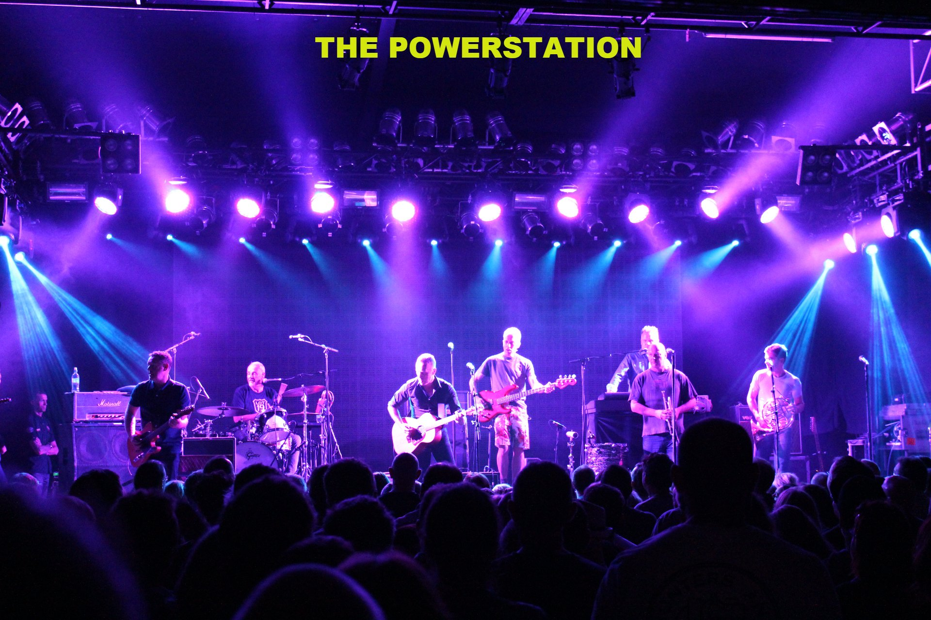 THE POWERSTATION