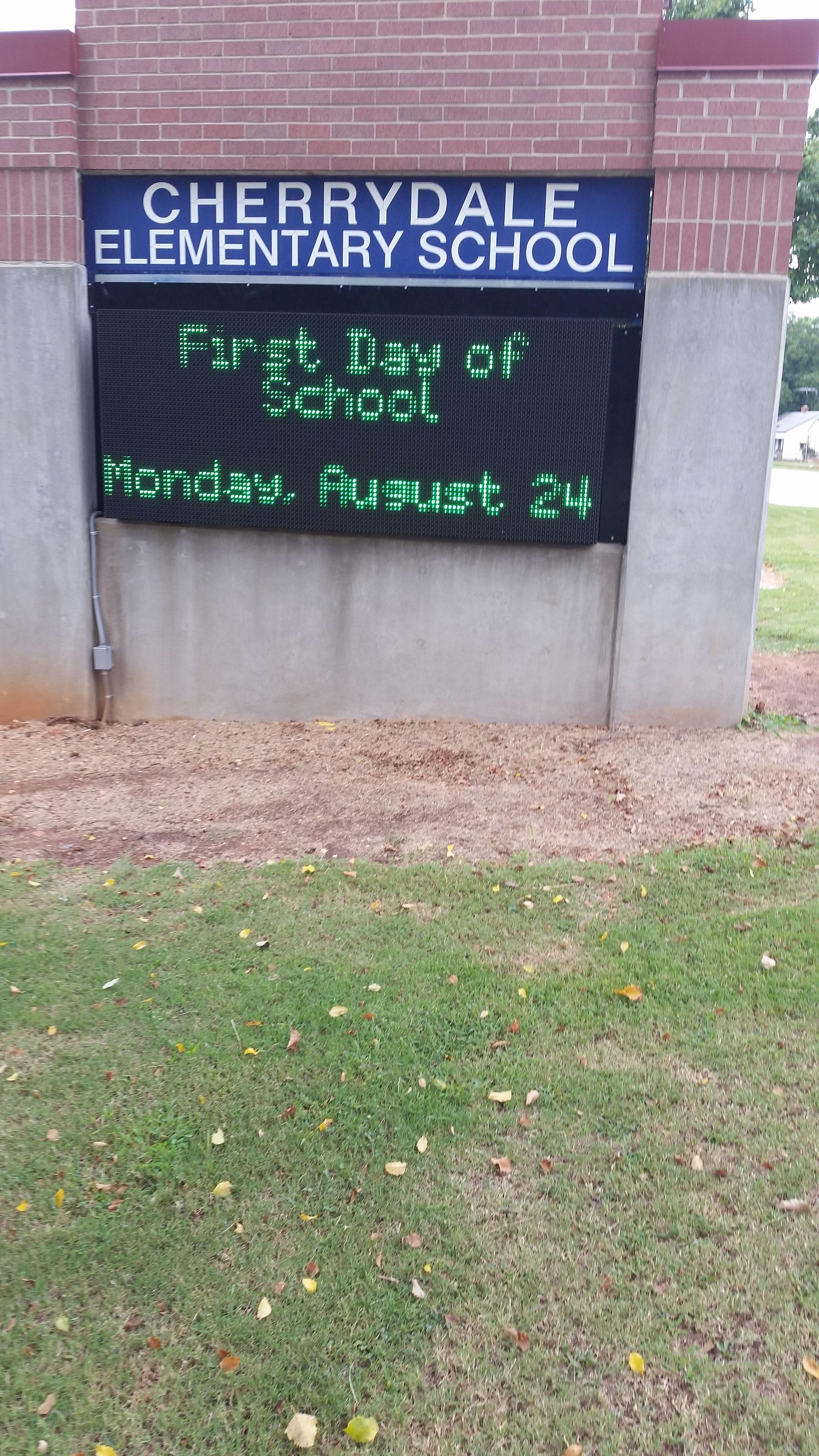 Cherrydale Elementary School Greenville, SC