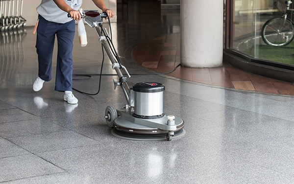 Commercial Floor Cleaning Services - Oklahoma City
