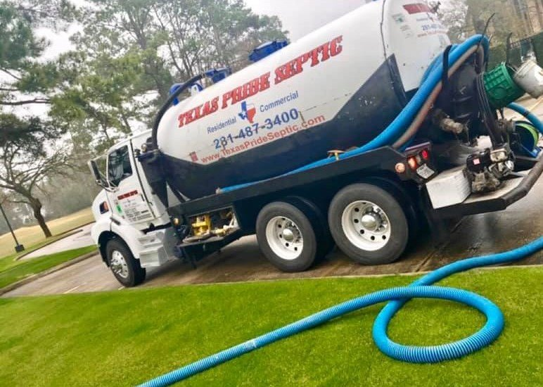 Professional Septic Tank Services