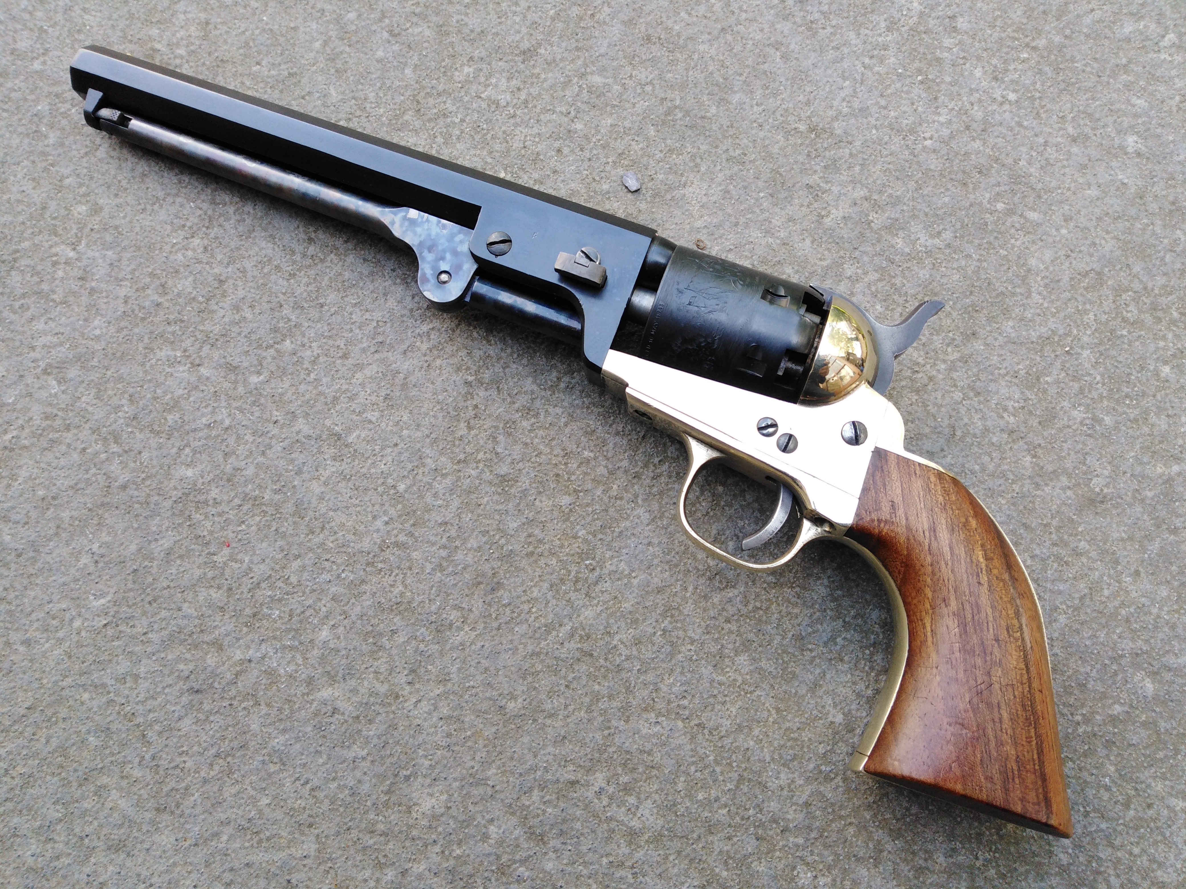 Pietta BP Inert Colt 1851 Navy