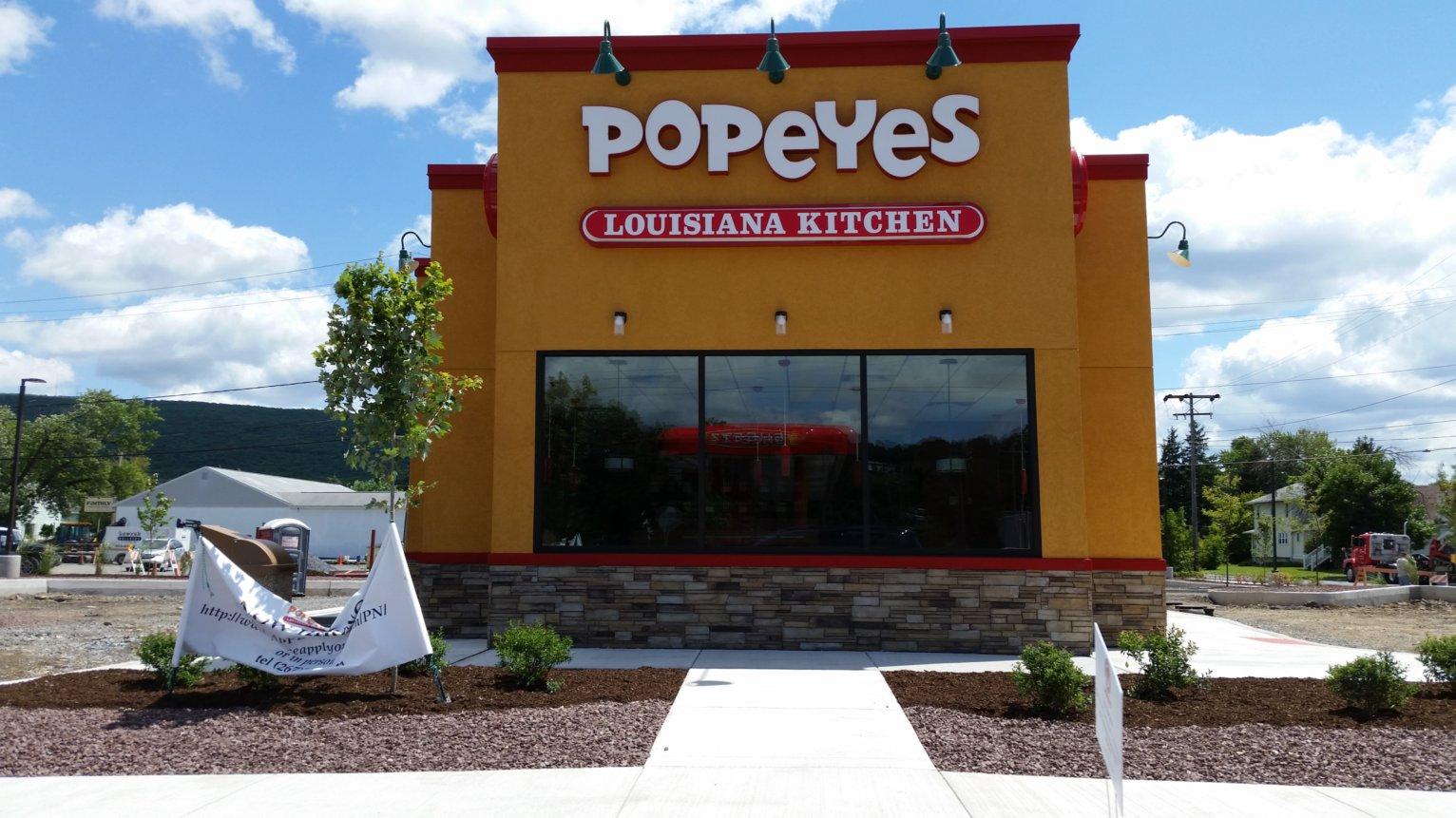 Popeyes Altoona, Pa