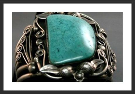 Turquoise Stone Ring 4