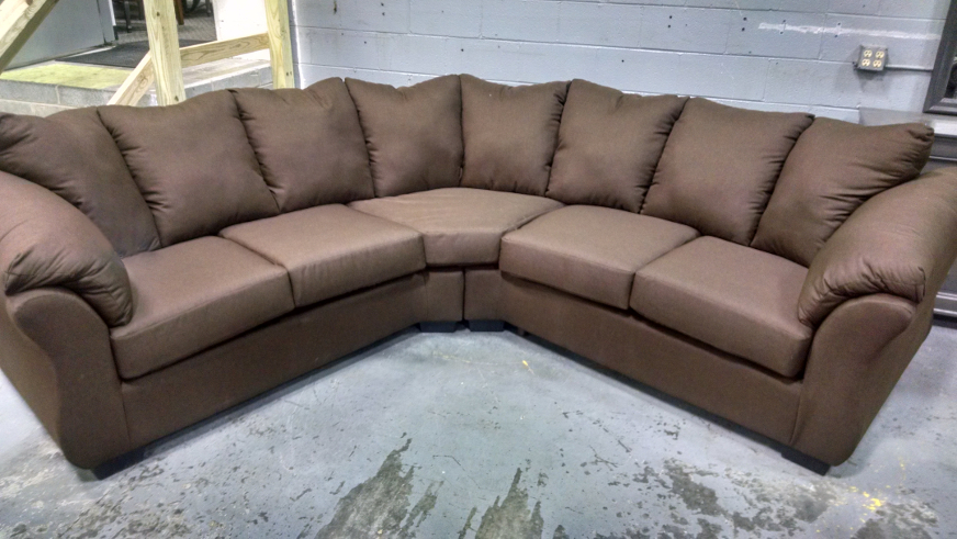 4545 2 Pc Sectional