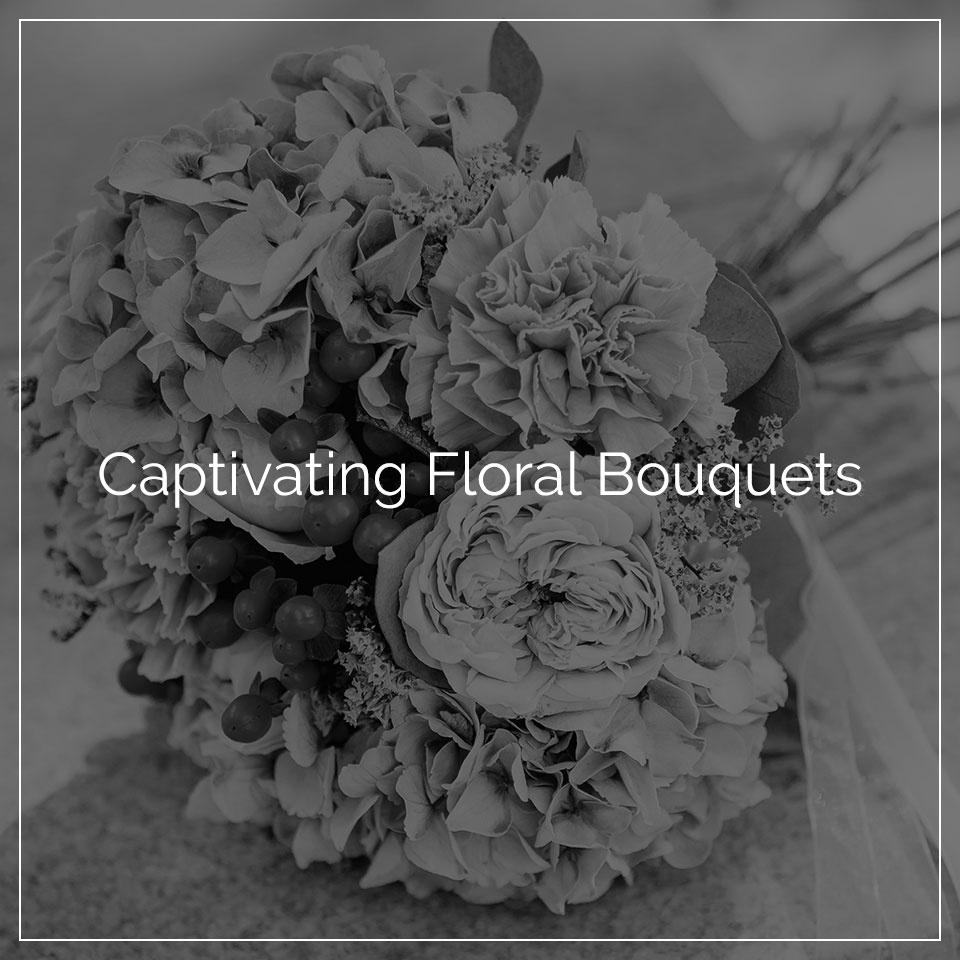 Captivating Floral Bouquets