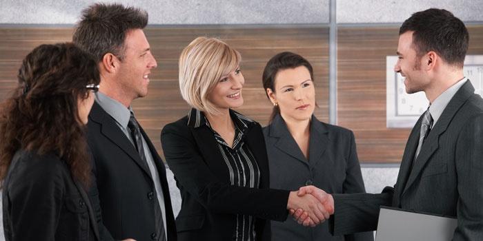 Client Handshaking