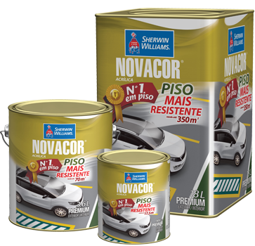 TINTA DE PISO NOVACOR  SHERWIN WILLIAMS