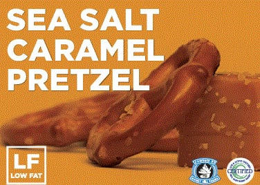 Sea Salt Caramel Pretzel