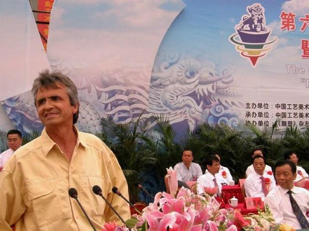 Happy day Ceremony, Stone Art festival