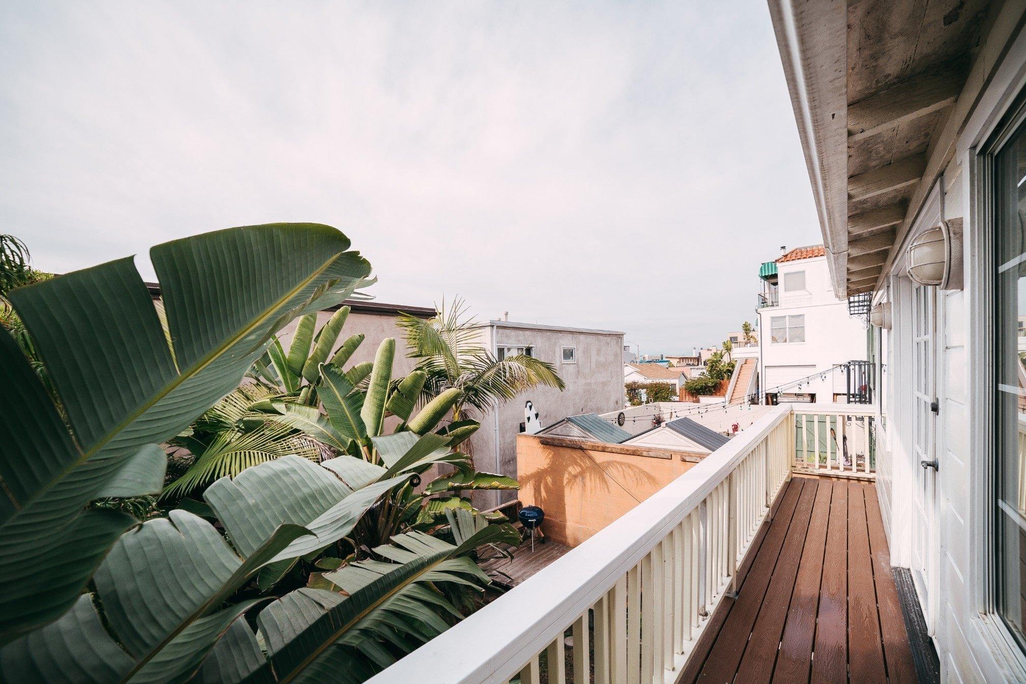Beach Pad Deck