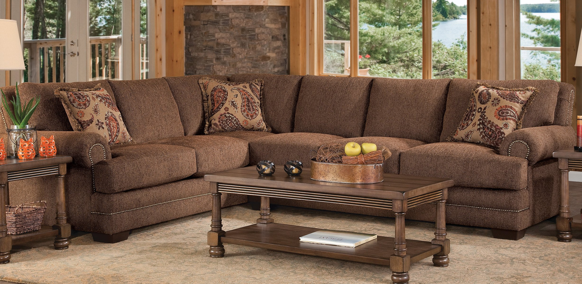 Serta Sectional 9800 Easy Peasy