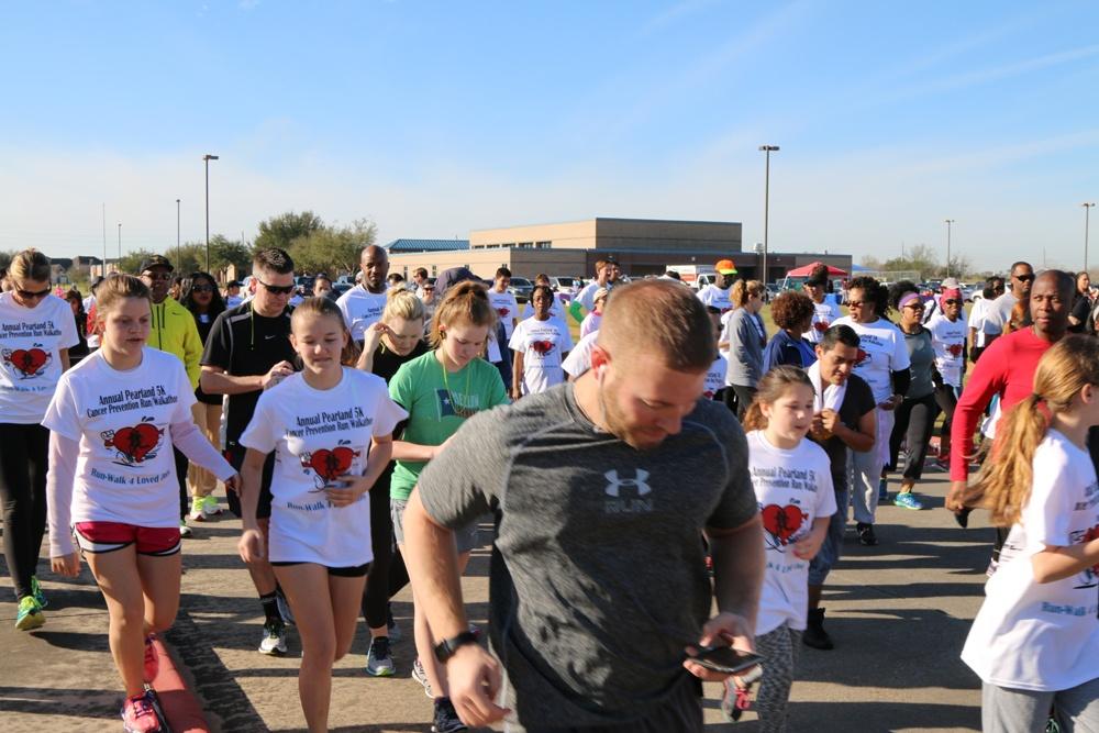 Annual Pearland 5K Cancer Prevention Run/Walkathon