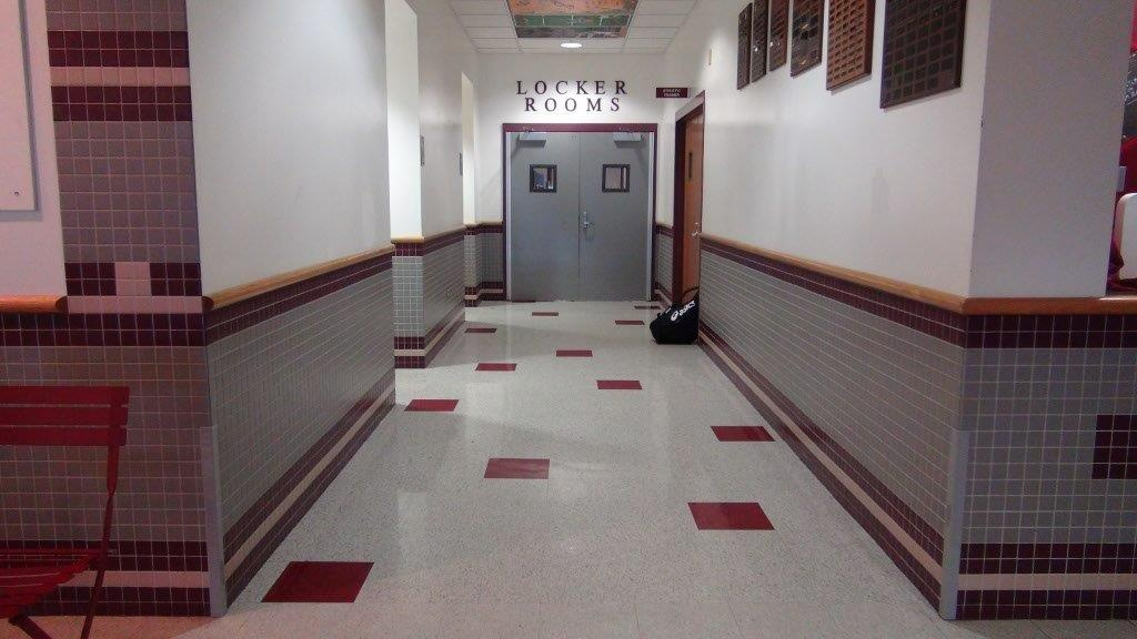 Lehighton High School, Inside