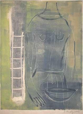 Brigitte McReynolds, Body and Ladder