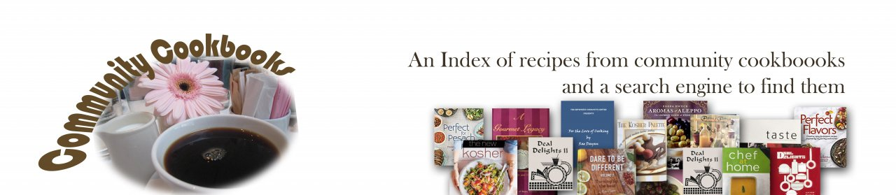 Cookbook Search