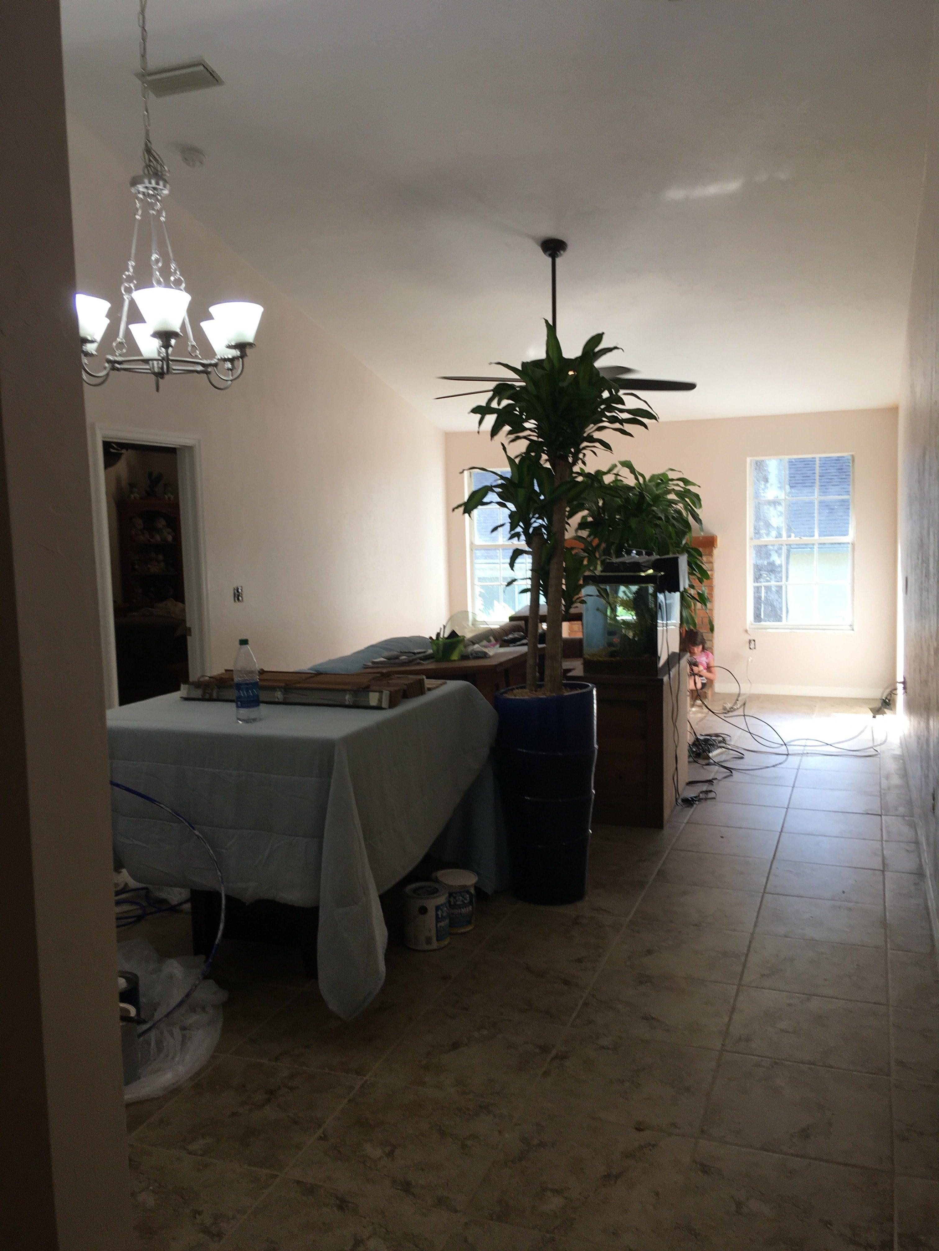 Interior Color Change After 2