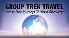 Group Trek Travel - Stress Free Journeys to World Discovery