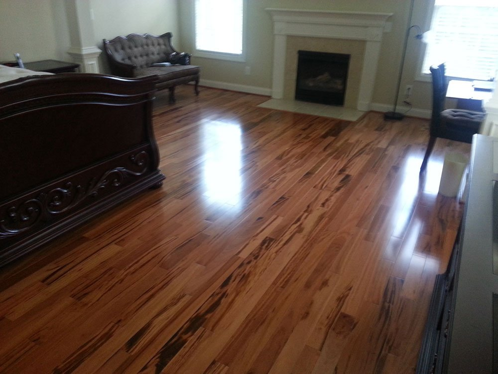 Oak Butterscotch Hardwood Flooring