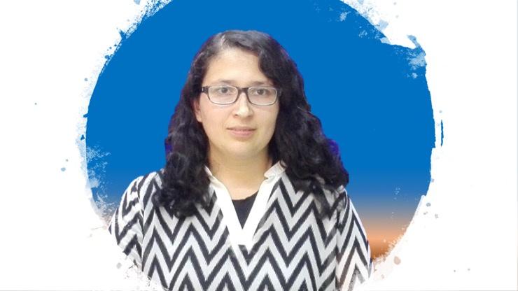 Alejandra López  Instructora de LSM