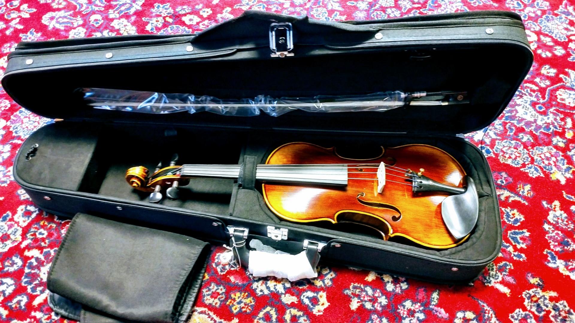 The Violin Shoppe - Home