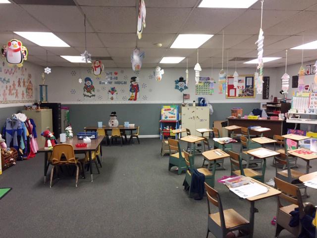 Faith Academy Classroom 1