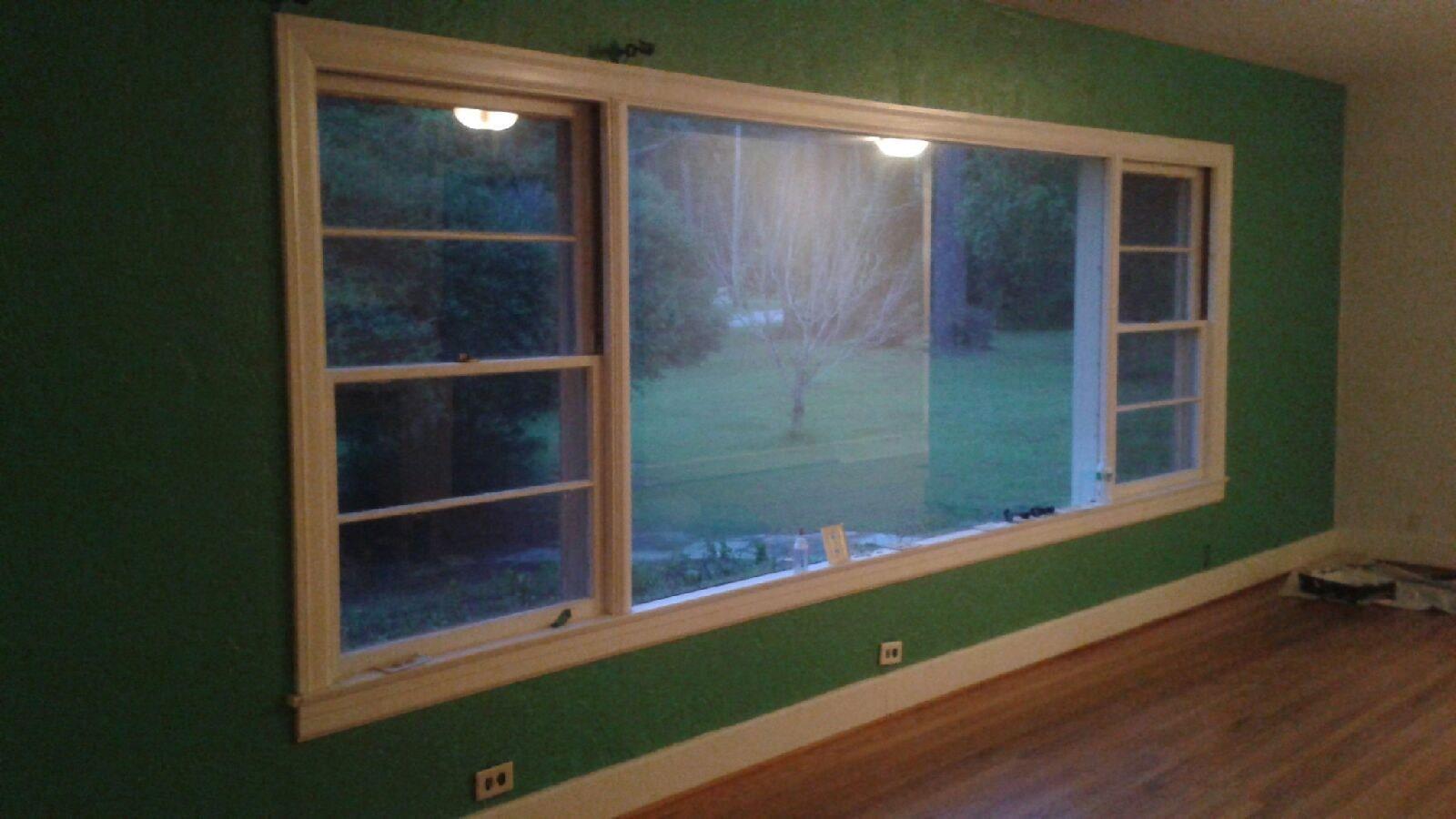 Interior Color Change After