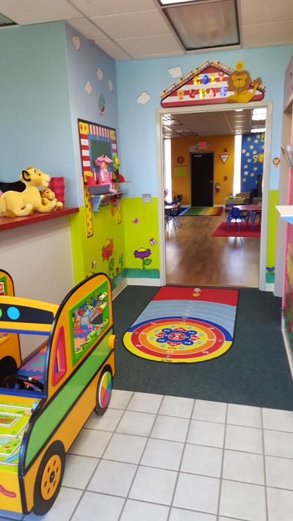 Nurturing Child Care Facility