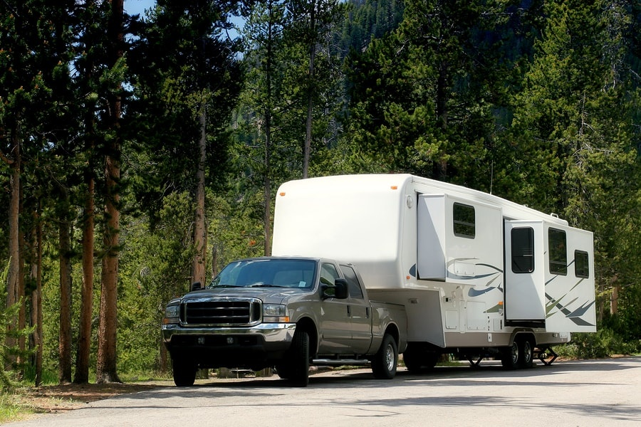 RV Trailer Roadside Assistance