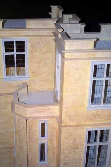Four Rooftop Terraces