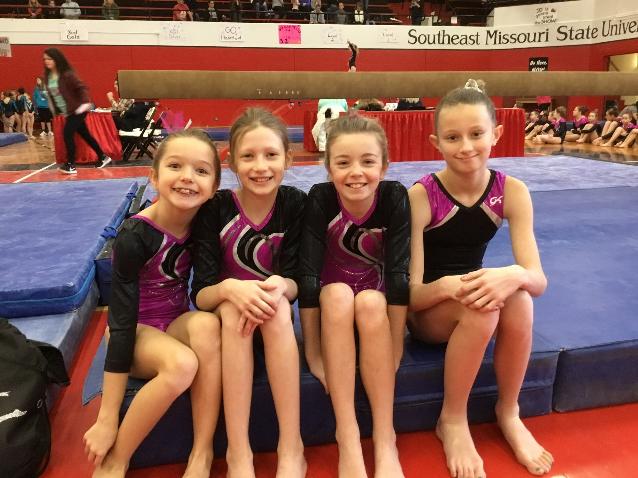 Our Young Gymnasts