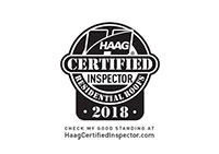 HAAG Certified Inspector Badge 2018