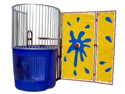 Dunking Booth, 300gal $130/day or weekend