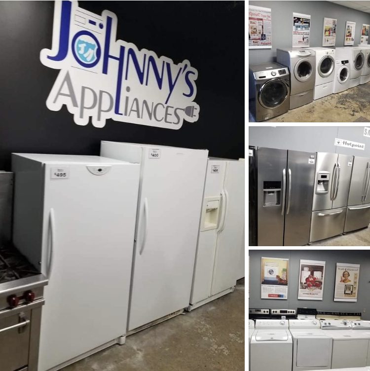 Johnny's Used  Appliances