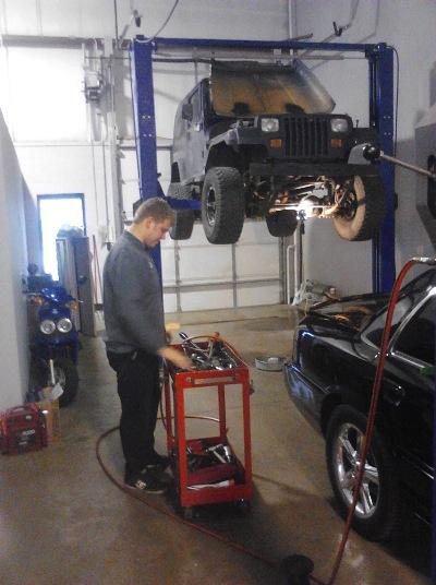 Mechanic 1