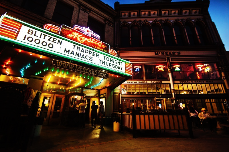 McNear's & the Mystic Theatre