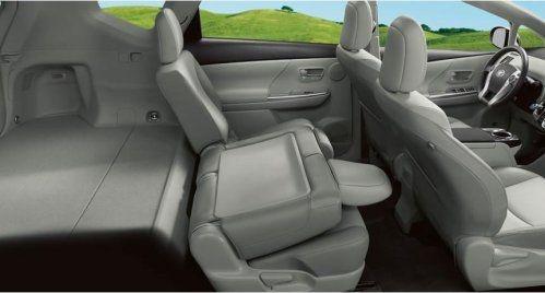 Prius Spit Seating