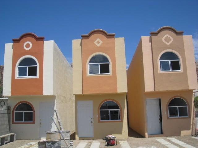 Construcción de condominio Ariadna