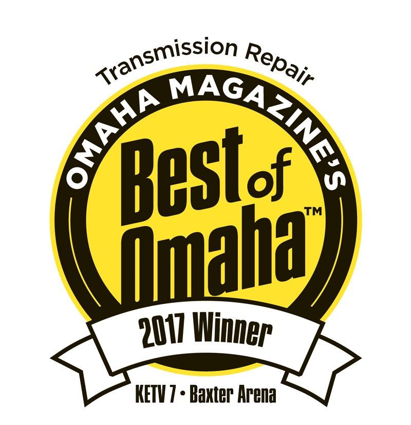 Omaha Magazine's 2017 Winner