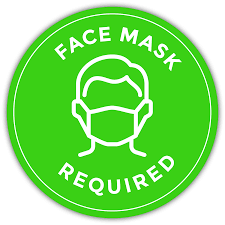 Click on image for more details (You will be directed to a new page with additional information regarding the face mask order).