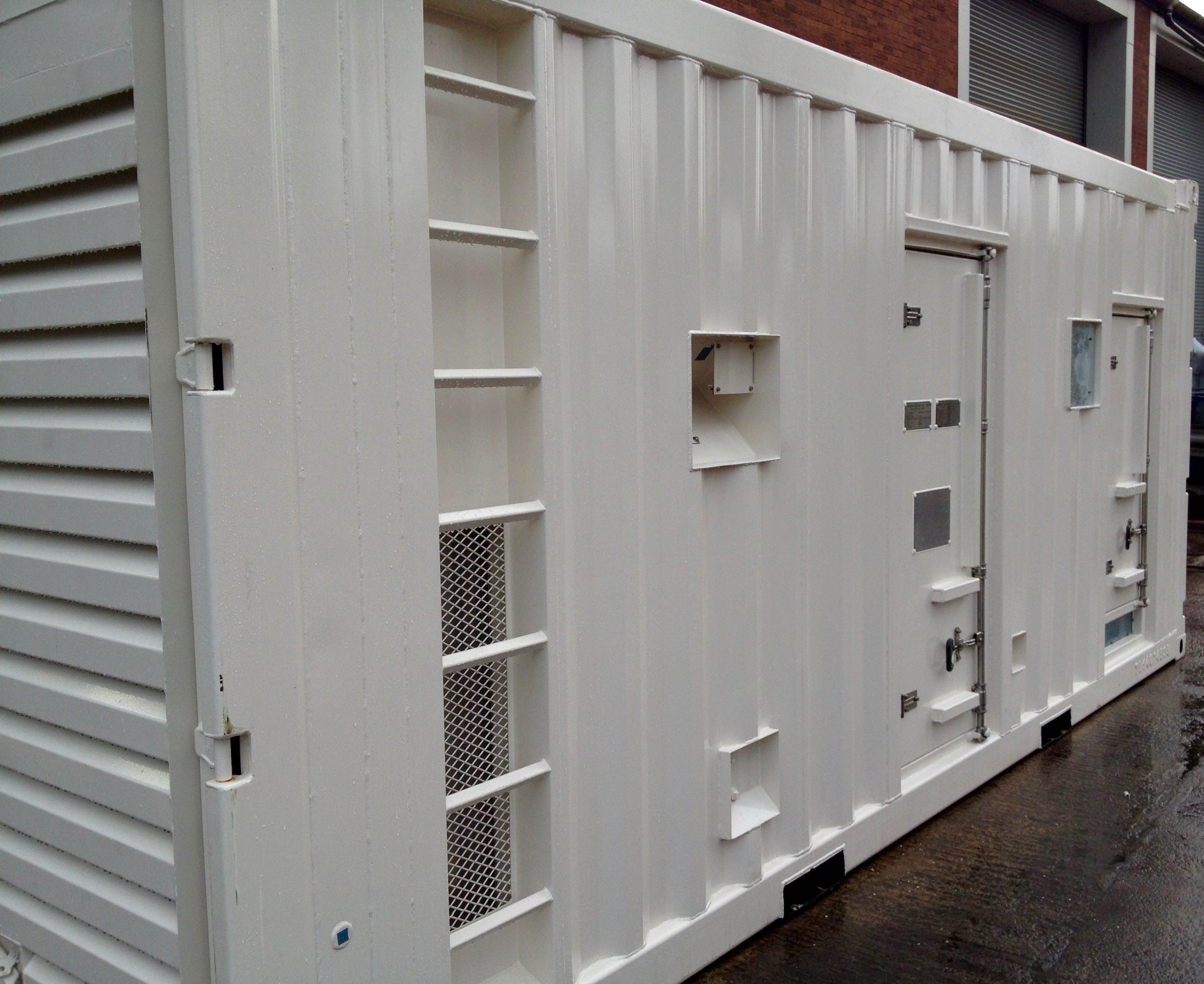 generator housing