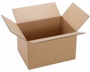 Caja Regular Ranurada